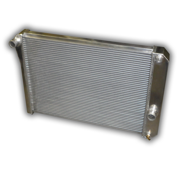 1990 - 1996 Corvette LT1 Aluminum Radiator - 6 Speed Manual Transmission