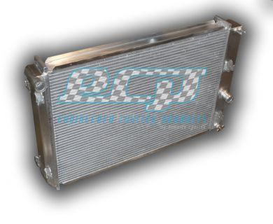 1997 - 2004 Corvette C5 Aluminum Radiator - 6 Speed Manual