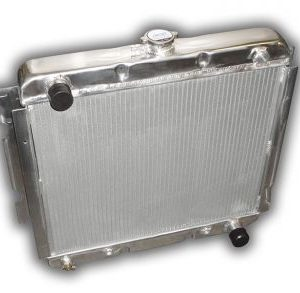 "22"" Mopar SMALL BLOCK HD Aluminum Radiator"