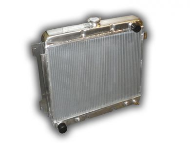 "22"" Mopar BIG BLOCK HD Aluminum Radiator"
