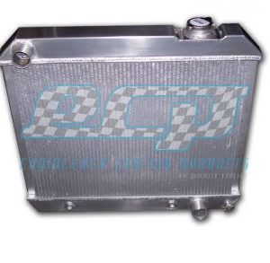 1963 - 1966 Chevy Pickup Aluminum Radiator