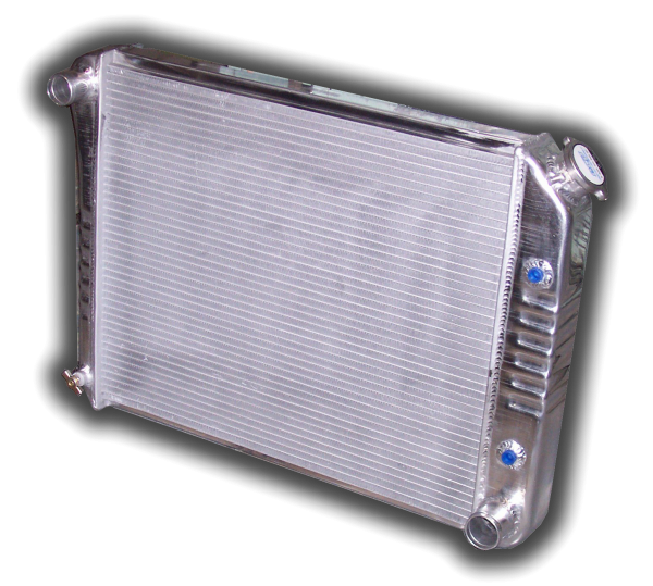 1968 - 1977 Chevelle Aluminum Radiator (SMALL)