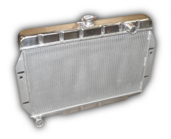 Jeep CJ 1972 - 1986 All Aluminum AMC V8 Radiator