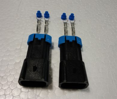 Metripack 280 Male Connector Set