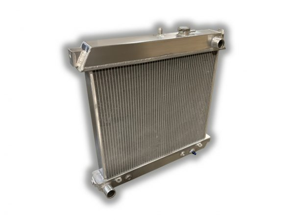 2004 - 2012 Chevy Colorado, GMC Canyon, Hummer H3 Aluminum Upgrade Radiator
