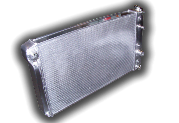 Chevy S10 V8 Aluminum Conversion Radiator